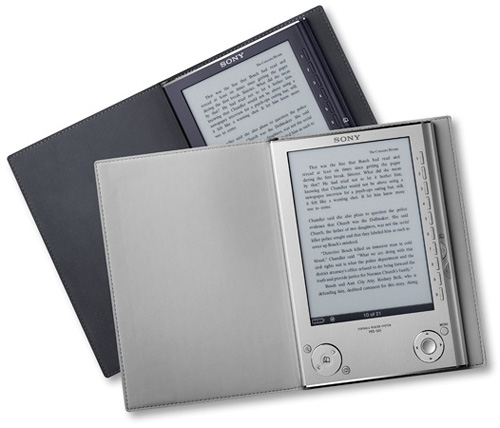 Sony Reader (Image courtesy Sony)
