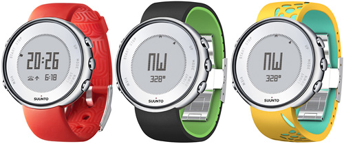 Suunto Lumi (Images courtesy Suunto)