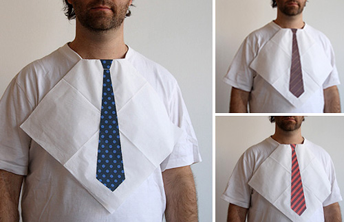 Dress For Dinner Napkins (Images courtesy The Spoon Sisters)