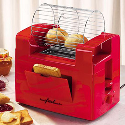 The Toaster Oven (Image courtesy Pro-Idee)