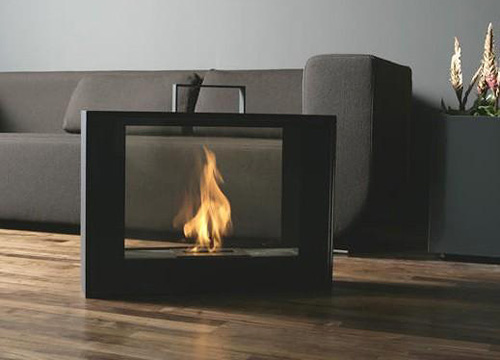 Travelmate Portable Fireplace (Image courtesy Unica Home)