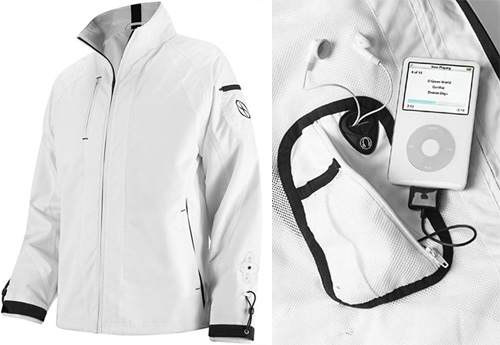 XARA iPlay Jacket (Images courtesy XARA)