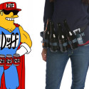 Beer Belt Turns You Into Duffman
