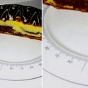 Fair Share Plate Puts An End To Dessert-Time Quarrels