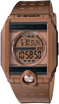 Casio G-Shock G8100A-5 (Image courtesy Casio)
