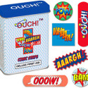 Comic Strip Bandages For When You Get Beaten Up By Campy 1960's Villains