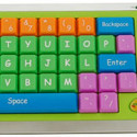 Crayola EZ Type Keyboard Isn't EZ On The Eyes
