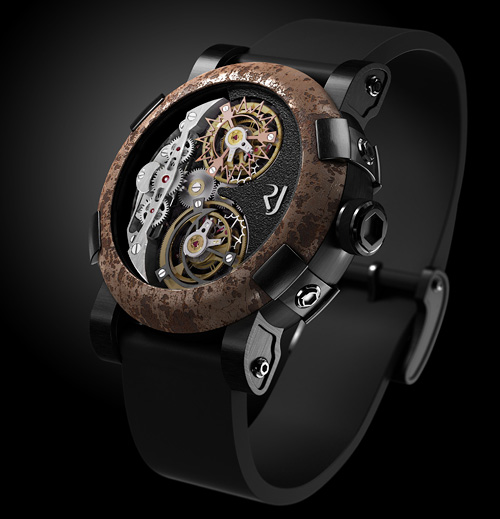 Romain Jerome Day & Night Watch (Image courtesy Romain Jerome)