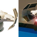 Tie Fighter Webcam For The Chique Geek