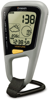Handheld Altimeter (Image courtesy Oregon Scientific)