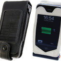 iPhone 3G Solar Charging Case
