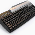 KeyScan Keyboard Incorporates A Color Scanner