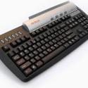 KeyScan Keyboard Incorporates A Color Scanner