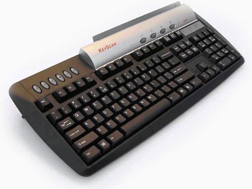 KeyScan KS810 (Image courtesy GISight)