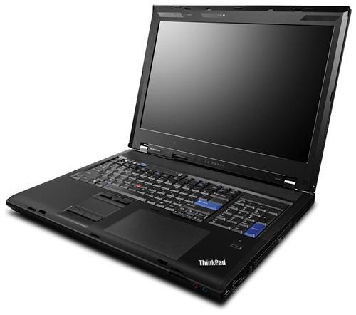 Lenovo W700 (Image courtesy Lenovo)