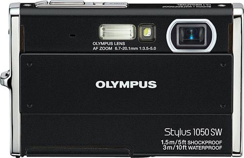 Olympus Stylus 1050 SW (Image courtesy Olympus)