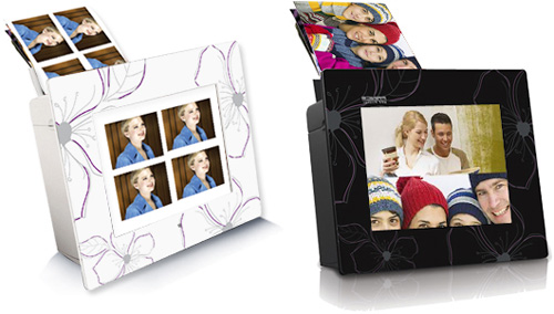 Prinic 8-inch Photo Frame Printers (Images courtesy Prinics)