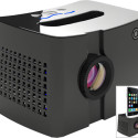 QingBar MP101 Mini Projector Dock For iPhone & iPod Touch