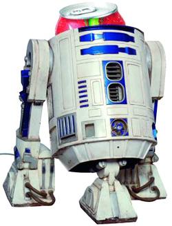 Star Wars: R2-D2 USB Micro Fridge (Image courtesy Play.com)