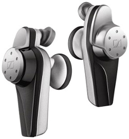 Sennheiser MX W1 Totally Wireless Earphone (Image courtesy Amazon.com)