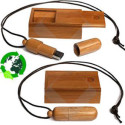 Woody Bamboo USB Drive Looks Cool, Sounds Wrong