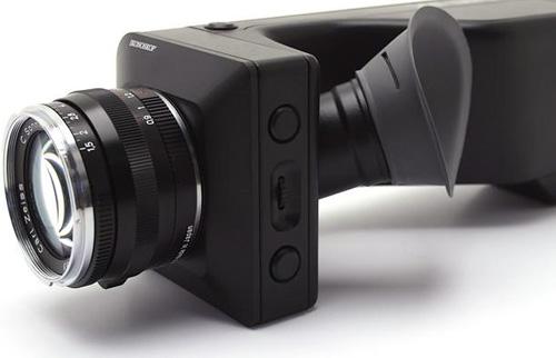 Ikonoskop A-cam dII (Image courtesy Ikonoskop)