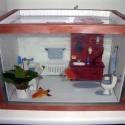 Fish Tank Friday: Bathroom Aquaria
