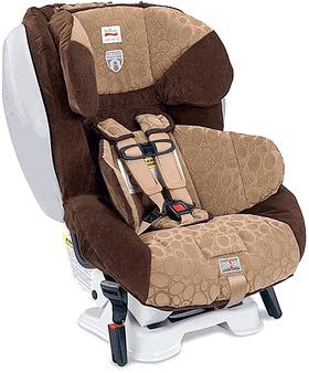Britax Advocate CS Convertible Car Seat (Image courtesy PishPoshBaby.com)