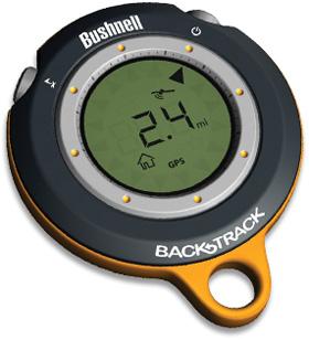 Bushnell BackTrack (Image courtesy Bushnell)