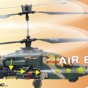 Awesome: Falcon R/C Helicopter Shoots BBs