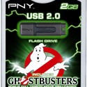 PNY Flash Drive Comes Loaded With Ghostbusters