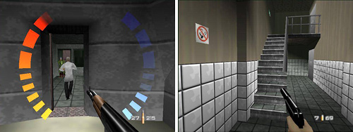 GoldenEye 007 (N64) (Images courtesy GameFAQs)