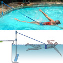 Home Swimmer Makes Tethered Swimming A Reality
