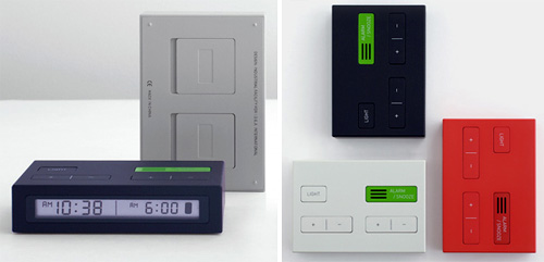 Jetlag Travel Alarm Clock (Images courtesy Sam Hecht)