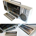Sharp MR-990 Melody Searcher Boombox With Mini-Organ Now On eBay