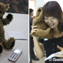 Awwww – Willcom's Teddy Bear Cellphone