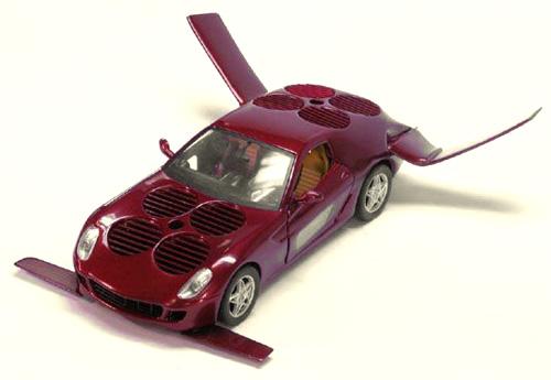 Moller Autovolantor (Image courtesy Moller)