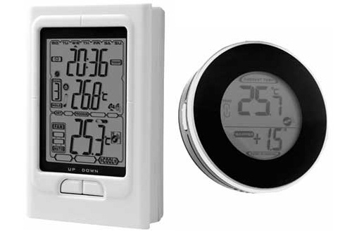 Noma Programmable 5+1+1 Thermostat With Remote (Image courtesy Canadian Tire)