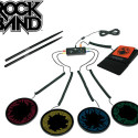 Rock Band Portable Drum Kit From Mad Catz