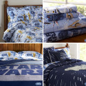 Pottery Barn Makes Star Wars Bedsheets Cool Again – Kind Of