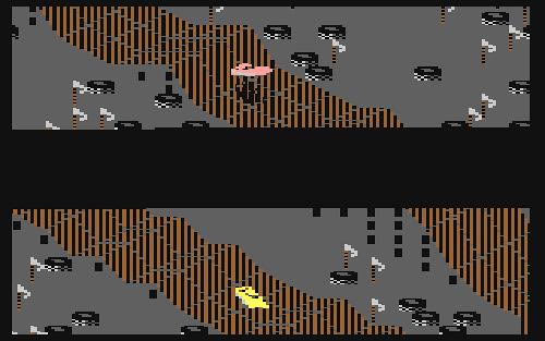 Racing Destruction Set (Image courtesy Lemon64.com)