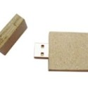 Recycle USB Flash Drive Is Bland, Eco-Friendly