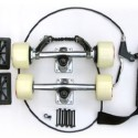 Add A Set Of Brakes To Your Skateboard