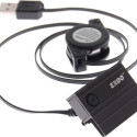 Retractable USB Webcam Saves On Space