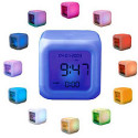 Aurora Color Changing Clock Will Also Test Your Memory