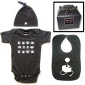 Dress Your Baby Like The Gamer You Hope They'll Become