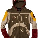 Boba Fett Cosplay Hoodie From Marc Ecko