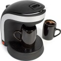 Desktop Coffee Maker Saves Time, Effort