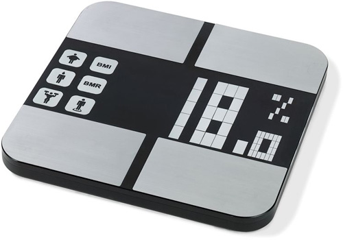 The Easiest To Read Digital Scale (Image courtesy Hammacher Schlemmer)
