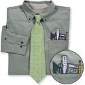 Engineer Shirt & Graph Paper Tie – NERDS!